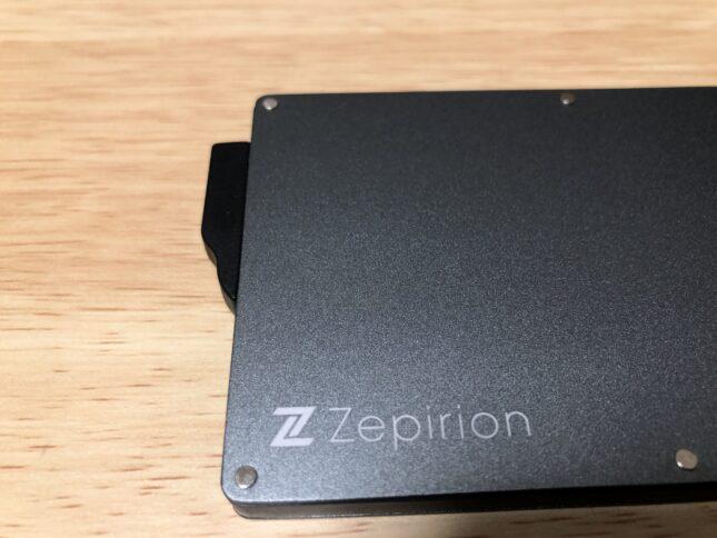 「zepirionスライド式クレジットカードケース」の画像検索結果