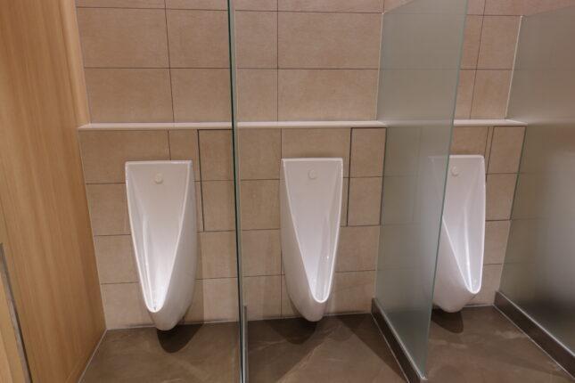 福岡空港 サクララウンジ トイレ